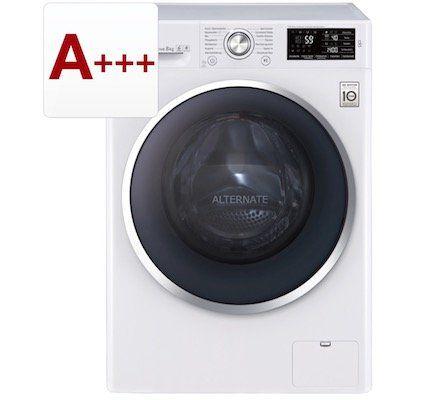LG 14U2 TCN2H Waschmaschne mit 8kg und A+++ ab 399€(statt 490€)