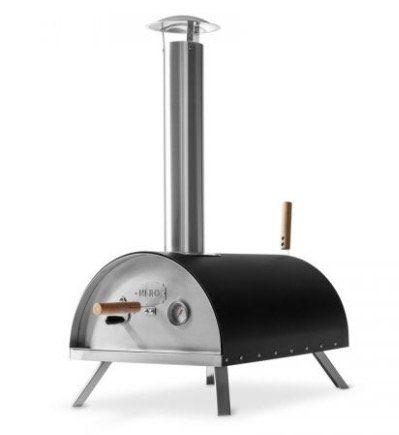 Springlane mit 20% Rabatt auf fast alles: Burnhard Outdoor Pizzaofen Nero für 191,20€ (statt 259€)