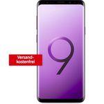 TOP! Samsung Galaxy S9 Plus für 29€ + Telekom Flat mit 4GB für 36,99€ mtl.