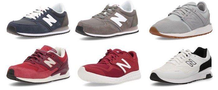 New Balance Sale von brands4friends bei eBay   z.B. New Balance Herren Leder Sneaker für nur 34,99€ (statt 50€)