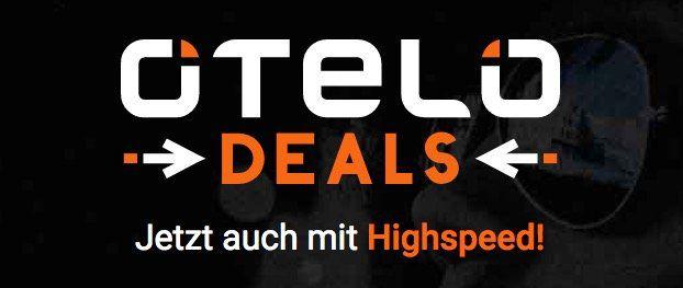 Otelo Highspeed Tarife mit 6GB Datenvolumen für 34,99€ + Top Smartphones   z.B. Huawei P20 für 4,95€