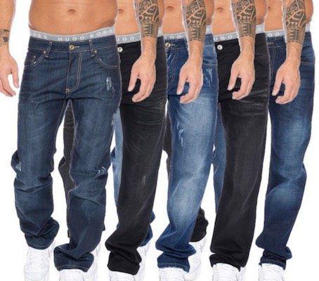 Rock Creek Herren Jeans in vielen Größen für nur je 28,90€