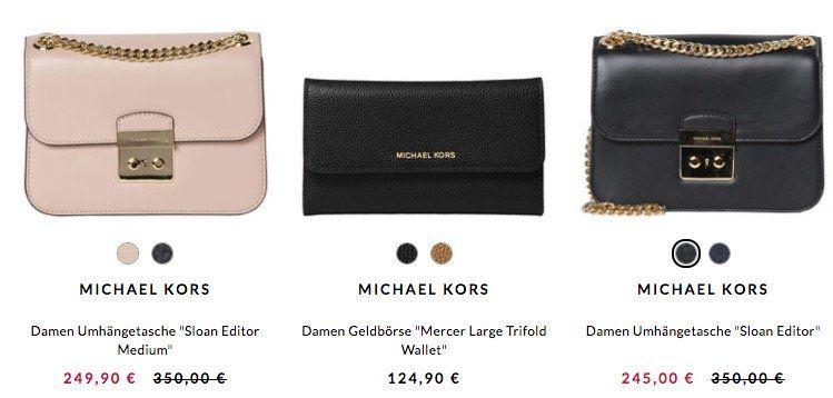 15% auf Michael Kors Handtaschen und Geldbörsen