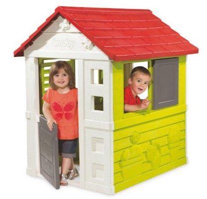 Smoby Spielhaus Natur für 94,49€ (statt 119€)