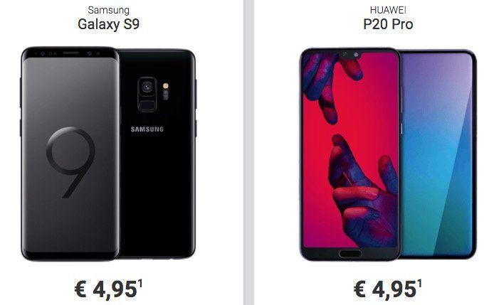Telekom MagentaMobil M mit 8GB LTE für 53,45€ mtl. + Top Smartphone   MagentaEINS Vorteil nur 43,45€ mtl.