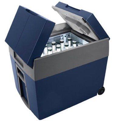 Waeco W48 Kühlbox mit Platz für einen kompletten Getränkekasten für  € (statt 97€)