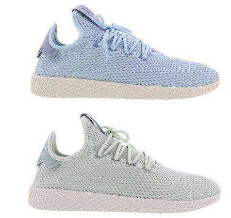 adidas Pharrell Williams Tennis HU Herren Schuhe für 46,99€ (statt 55€)   nur wenige Größen