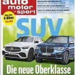 auto motor und sport Jahresabo für 117€ + 110€ Amazon Gutschein oder 105€ Verrechnungsscheck