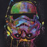 Star Wars Paint Splat Stormtrooper T-Shirt für 10,99€ (statt 18€)