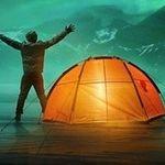 Bis zu 30% Rabatt auf Camping Ausrüstung – z.B. Coleman Blackout 4 – 4 Personen Festival-Zelt für 145,89€ (statt 187€)