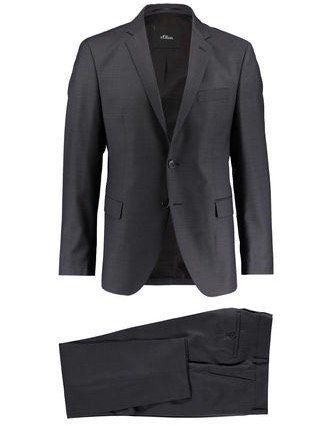 s.Oliver Red Label Herren Anzug ″Triest″ Regular Fit für 84,91€(statt 100€)