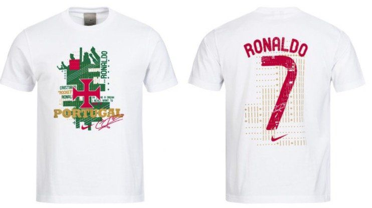 Nike Cristiano Ronaldo Fan Shirt für 7,28€ (statt 14€)