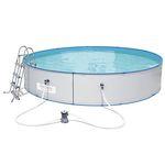 Bestway Hydrium Splasher Pool 460 x 90 cm mit Kartuschenfilter für 324,94€ (statt 390€)
