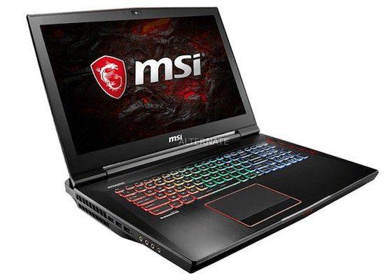 MSI GT73EVR Titan Pro Gaming Notebook mit GTX 1080 für 1.709,99€ (statt 1.929€)