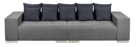 Abgelaufen! switch Big Sofa Max 300cm inkl. 10 Kissen für 175,70€ (statt 559€)