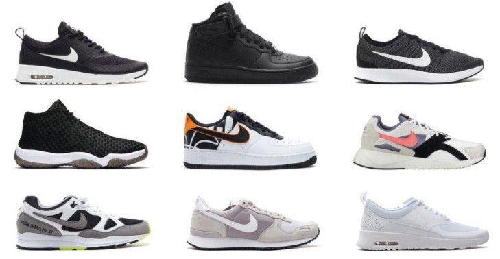 Bis Mitternacht: Nike Flash Sale mit 25% auf Nike Artikel bei Burner.de