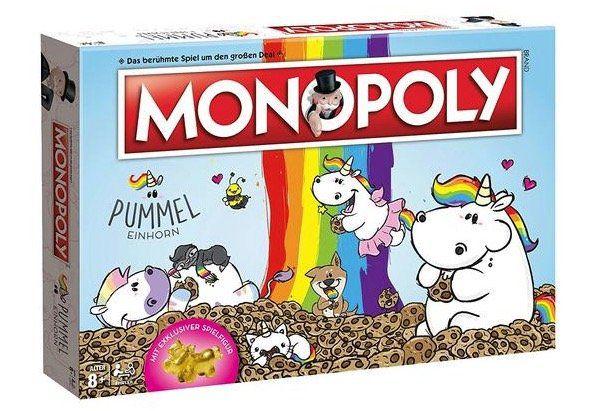 Monopoly Pummeleinhorn Edition ab 23,99€ (statt 38€)