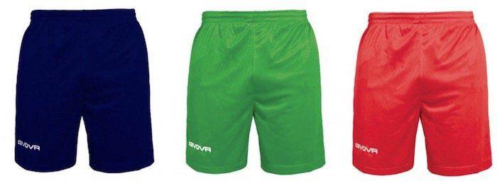 Givova Fussball Shorts für je 2,22€ zzgl. 3,95€ VSK