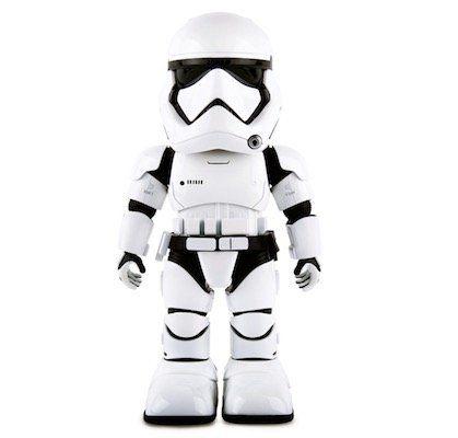 Ubtech First Order Stormtrooper mit App Steuerung für 232,85€ (statt 329€)