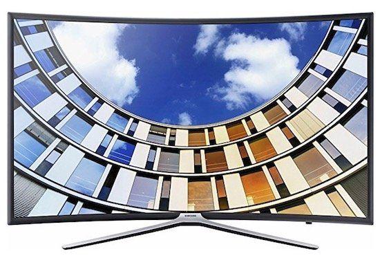 Samsung UE49M6399   49 Zoll curved Full HD Fernseher für 386,91€ (statt 480€)   nur eBay Plus