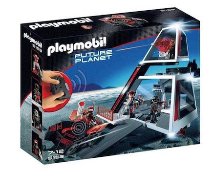 Playmobil Darksters Tower Station (5153) für 32,94€ (statt 49€)