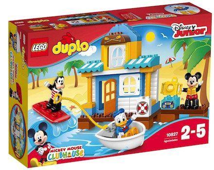 Lego Duplo   Mickys Strandhaus für 18,96€ (statt 26€)