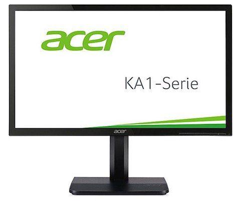 Acer KA271   27 Zoll Full HD Monitor für 99,99€ (statt 149€)