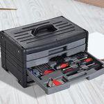 Homcom Werkzeugkoffer mit 99 Teilen für 34,95€