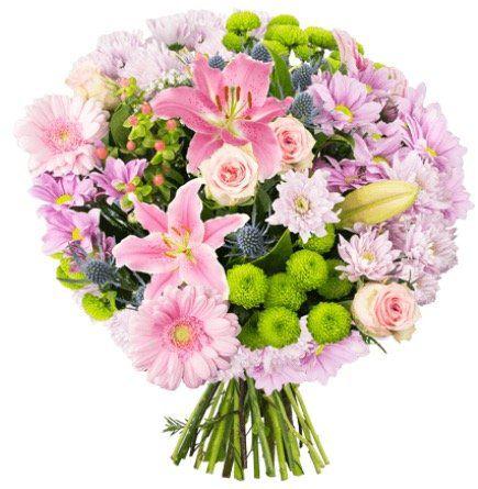 Zum Muttertag: Blütentraum Du bist die Beste für 29,04€