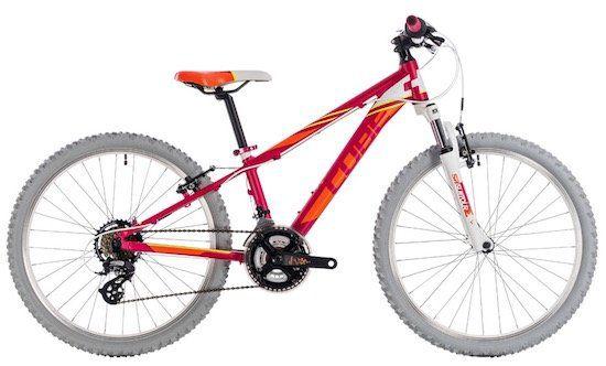 Cube Kinder Mountainbike Kid 240 in 24 Zoll für 309,41€ (statt 369€)