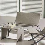 """Loungegarnitur """"Vicky"""" mit 2-Sitzer-Bank, 2 Stühlen und Tisch für 89€"""
