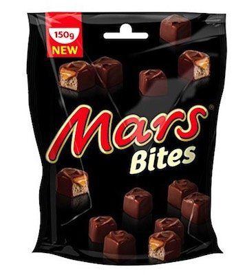 6er Pack Mars Bites ab 6,59€ (statt 11€)
