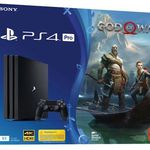 PlayStation 4 Pro 1TB + God of War für 377€ (statt 434€)