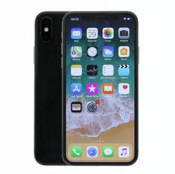 Apple iPhone X 64GB für 799€ (statt 949€)   Top Zustand