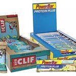 30er Pack PowerBar Riegel + 12er Pack Clif Bar für 26,69€ (statt 46€)
