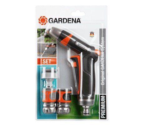 Gardena Bewässerungs Set als Premium Grundausstattung für 18€(statt 22€)