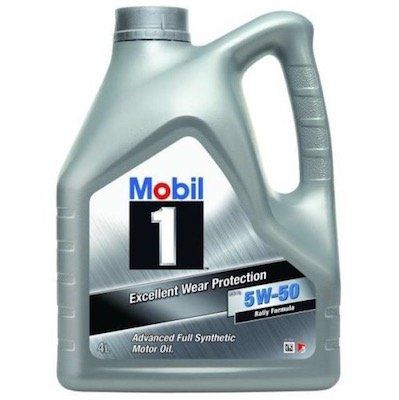 4 Liter Mobil 1 FS x1 5W 50 Motoröl für 30,69€ (statt 34€)