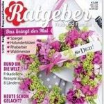 Jahresabo Ratgeber Frau und Familie für 46,80€inkl. 40€ Gutschein