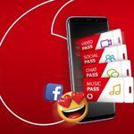 Vodafone Red M mit 11GB LTE + TOP Smartphone + Vodafone Pass gratis + GigaKombi Vorteile