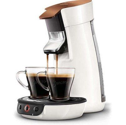 Senseo Viva Café Kaffeepadmaschine HD7836 für 53,99€ (statt 79€)