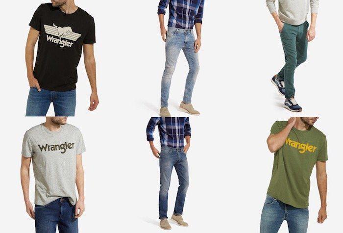Wrangler Sale mit bis zu 70% Rabatt bei Vente Privee   z.B. Shirts ab 10,90€ oder Jeans ab 37,90€