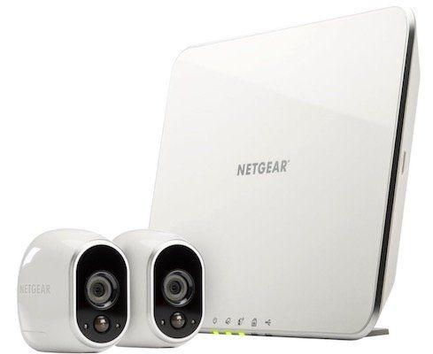Netgear Arlo VMS3230 Sicherheitssystem mit 2 Kameras für 184,99€ (statt 247€)