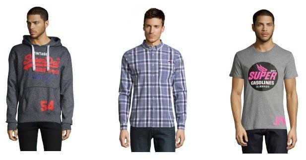 Superdry Damen & Herren Sale bei vente privee   z.B. Poloshirts ab 22,90€