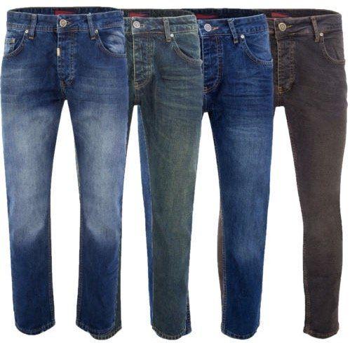 Rock Creek Herren Jeans in vielen Größen für nur je 25,90€