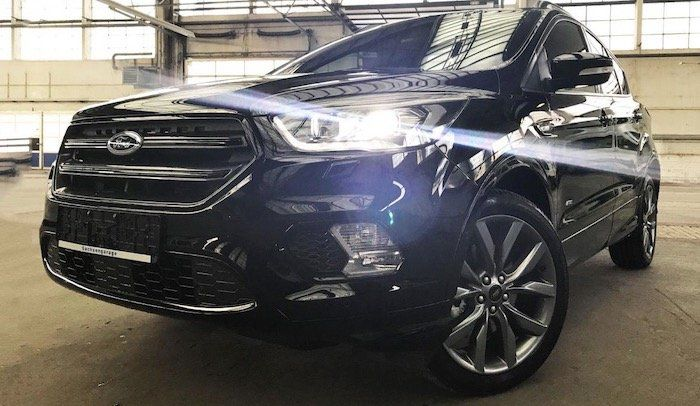 Ford Kuga ST Line Leasing (gewerblich) ab 211,89€ mtl. brutto
