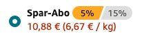 32er Box Mars Riegel je 51 g für 10,88€   Prime