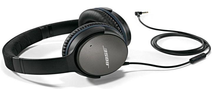 Bose QuietComfort 25   Premium Noise Cancelling Kopfhörer für 129,99€ (statt 175€)