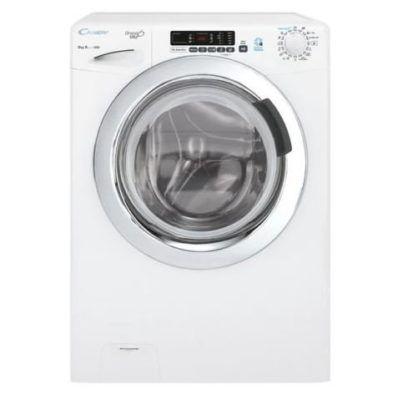 Candy GVS34 126DC3/2 S + 6Kg Waschmaschine  mit EEK A+++ für 222,22€