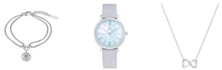 Vorbei: Christ mit 25 % Rabatt auf ausgewählte Schmuckstücke und Uhren z.B. Jette Armband ab 21,75€