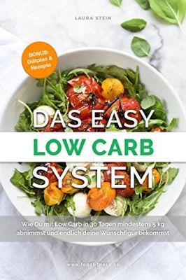 Das Easy Low Carb System (Kindle Ebook) gratis